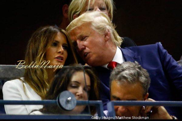 Melania Trump & DOnald Trump