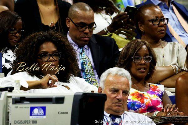 Oprah Winfrey & Gayle King