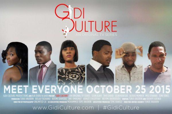 Gidi Culture - Image 1 (Gidi Culture Poster)