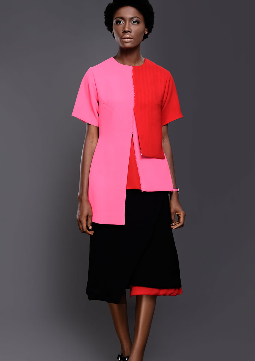 Gozel Green Ready to Wear 2015 Collection - BellaNaija - September 20150010