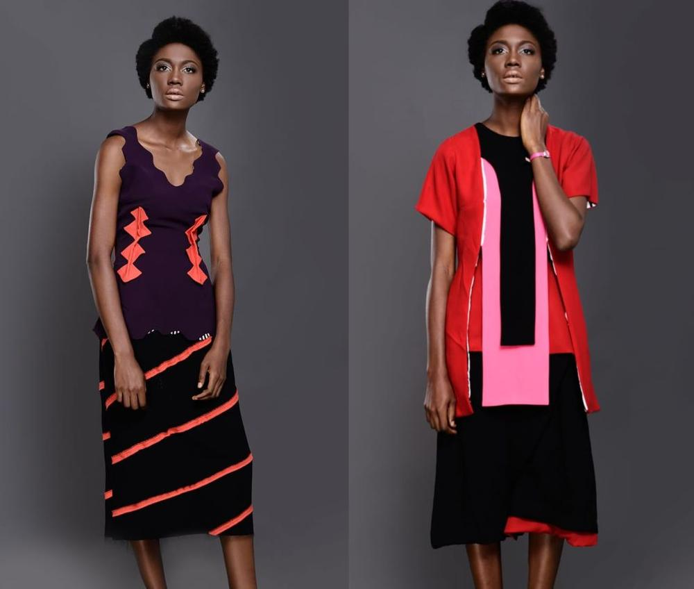 Gozel Green Ready to Wear 2015 Collection - BellaNaija - September 20150011