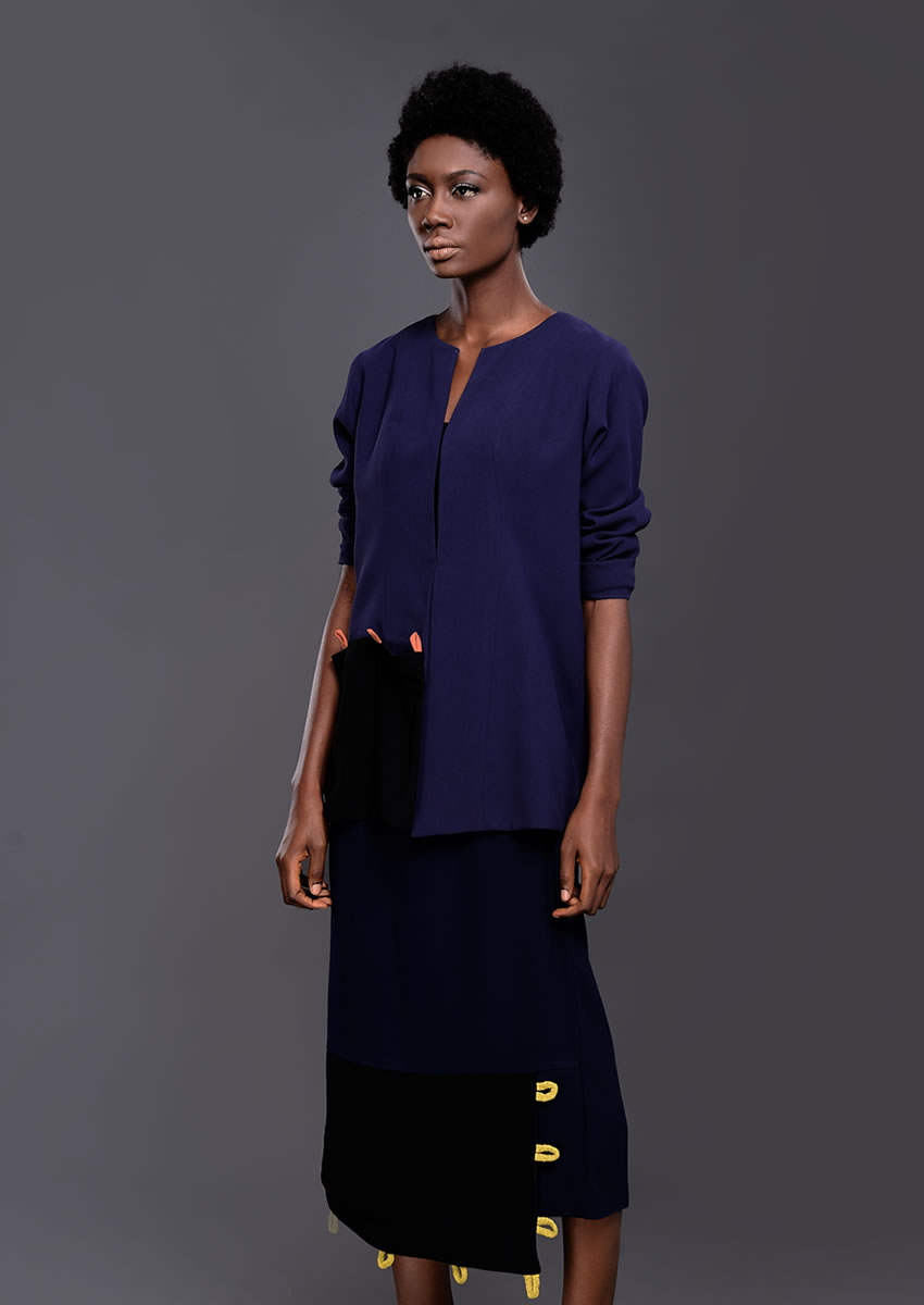 Gozel Green Ready to Wear 2015 Collection - BellaNaija - September 2015004
