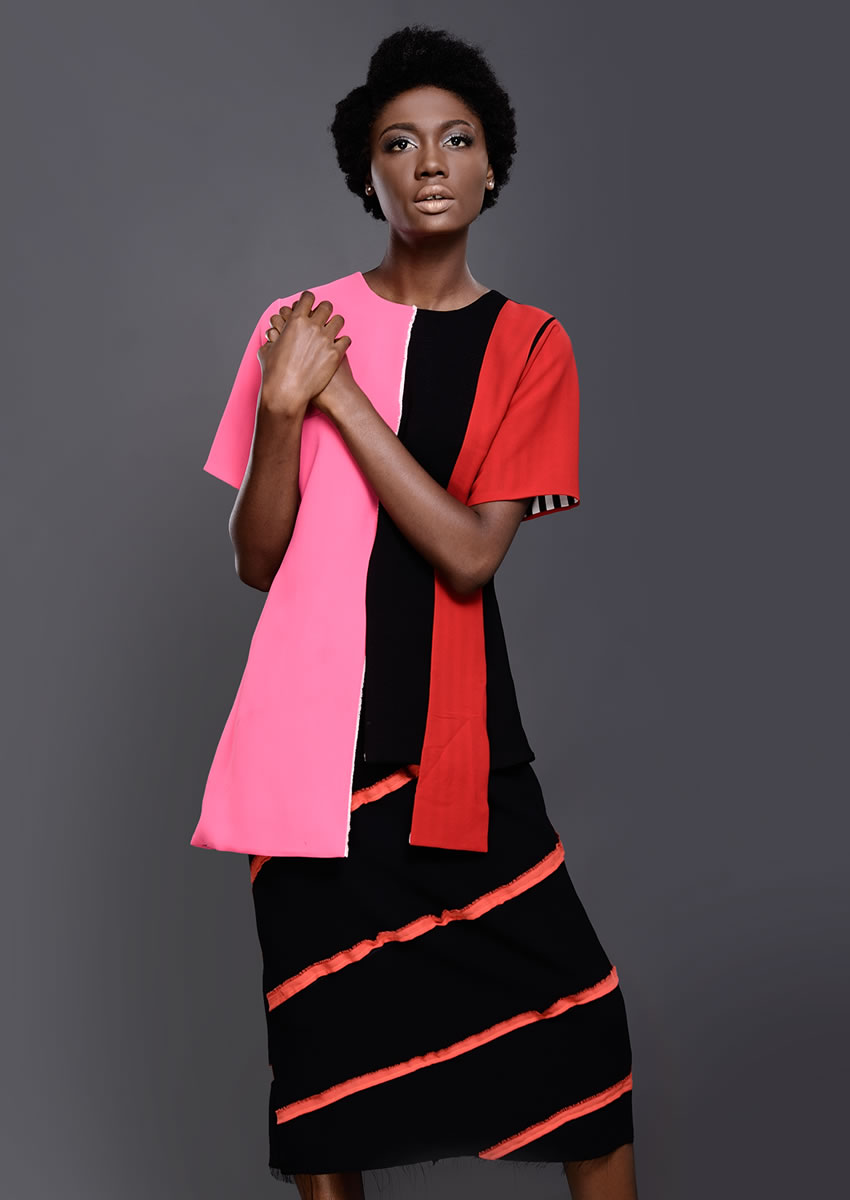 Gozel Green Ready to Wear 2015 Collection - BellaNaija - September 2015006