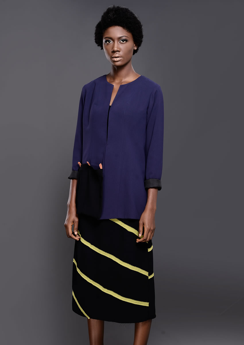 Gozel Green Ready to Wear 2015 Collection - BellaNaija - September 2015009