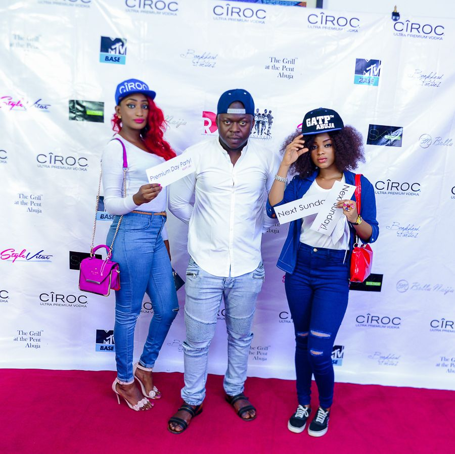 Grill At The Pent Abuja White and Denim Edition - Bellanaija - September001