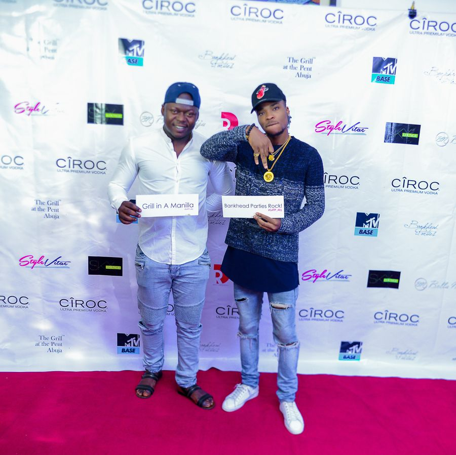 Grill At The Pent Abuja White and Denim Edition - Bellanaija - September002