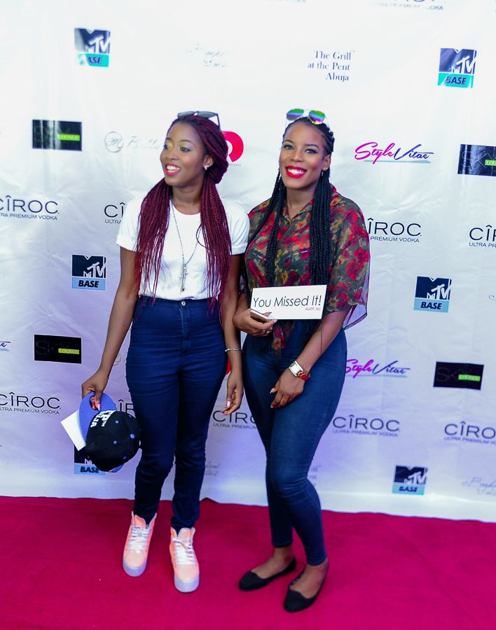 Grill At The Pent Abuja White and Denim Edition - Bellanaija - September003