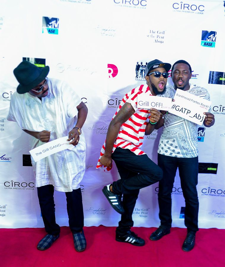 Grill At The Pent Abuja White and Denim Edition - Bellanaija - September004