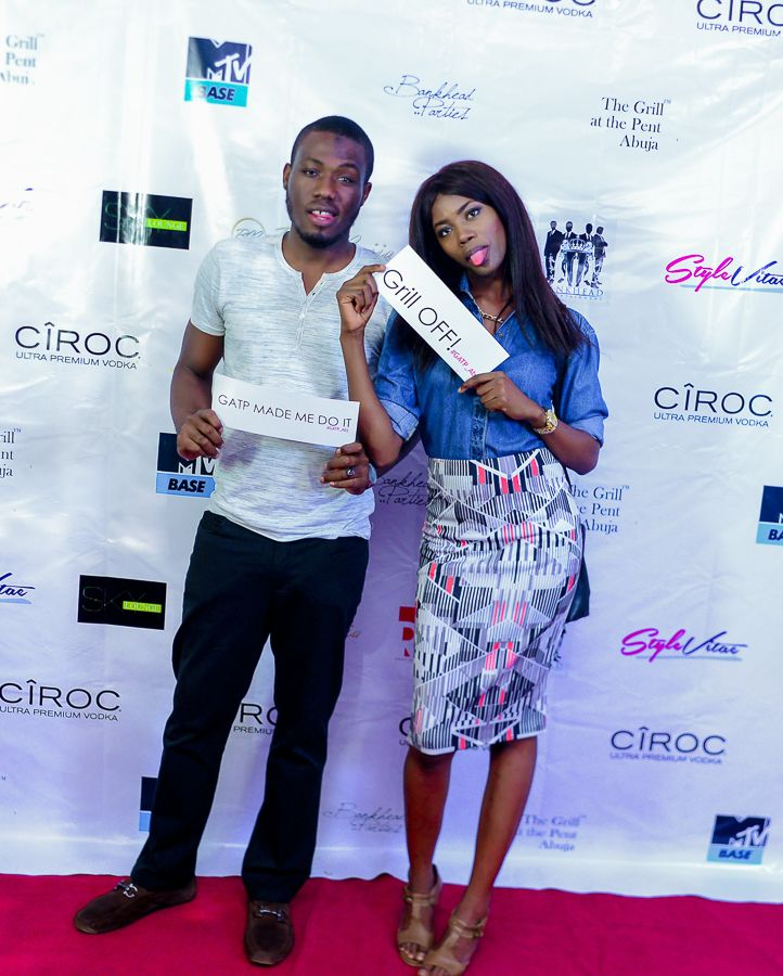 Grill At The Pent Abuja White and Denim Edition - Bellanaija - September007