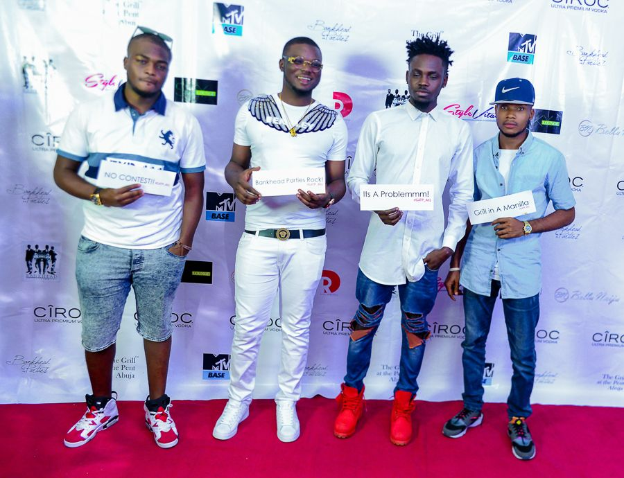 Grill At The Pent Abuja White and Denim Edition - Bellanaija - September008