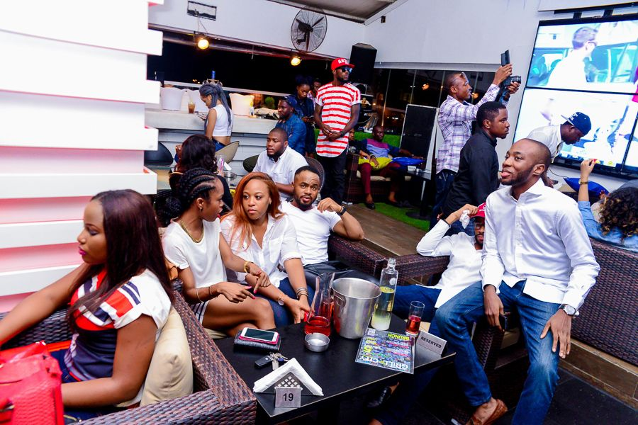 Grill At The Pent Abuja White and Denim Edition - Bellanaija - September012