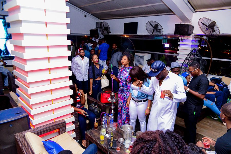 Grill At The Pent Abuja White and Denim Edition - Bellanaija - September013