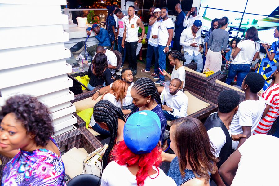 Grill At The Pent Abuja White and Denim Edition - Bellanaija - September015