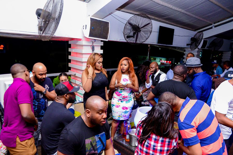 Grill At The Pent Abuja White and Denim Edition - Bellanaija - September018
