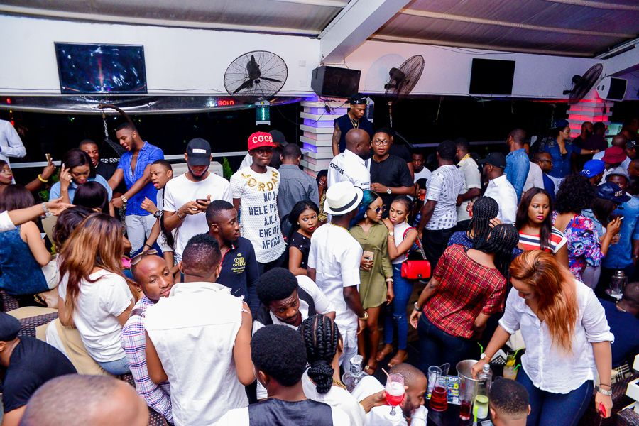 Grill At The Pent Abuja White and Denim Edition - Bellanaija - September019
