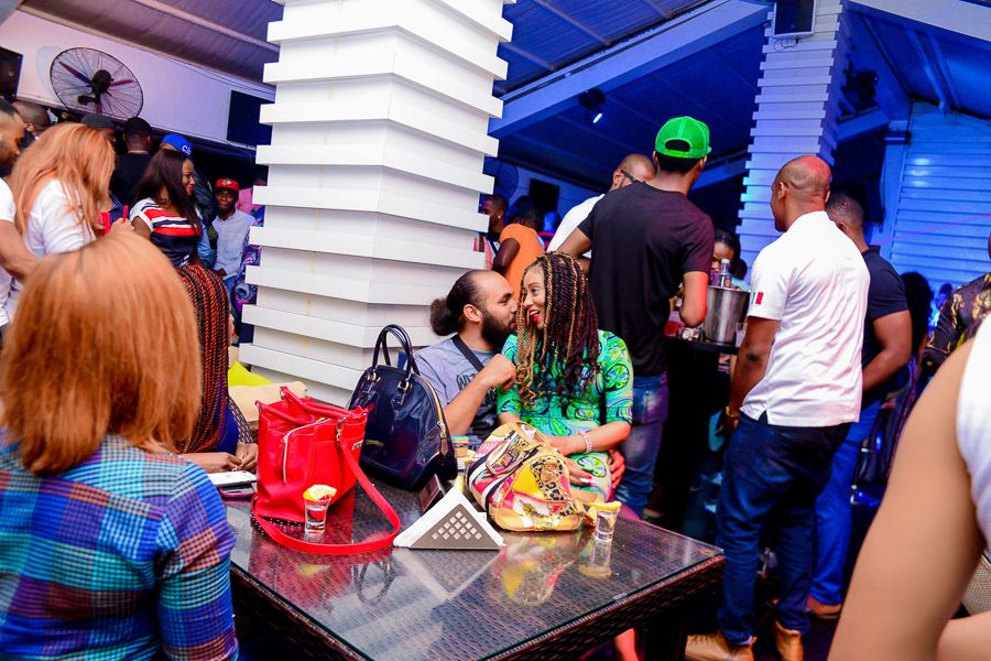 Grill At The Pent Abuja White and Denim Edition - Bellanaija - September023