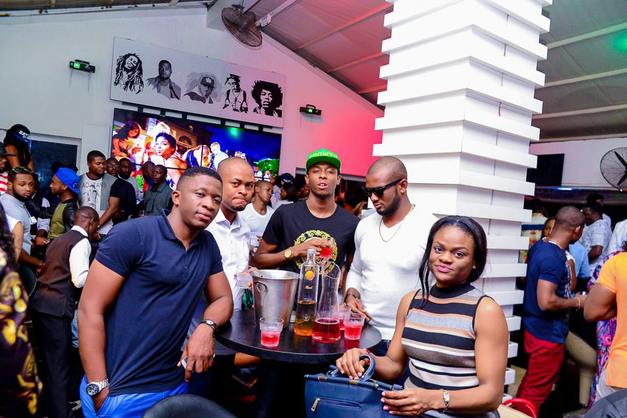 Grill At The Pent Abuja White and Denim Edition - Bellanaija - September025