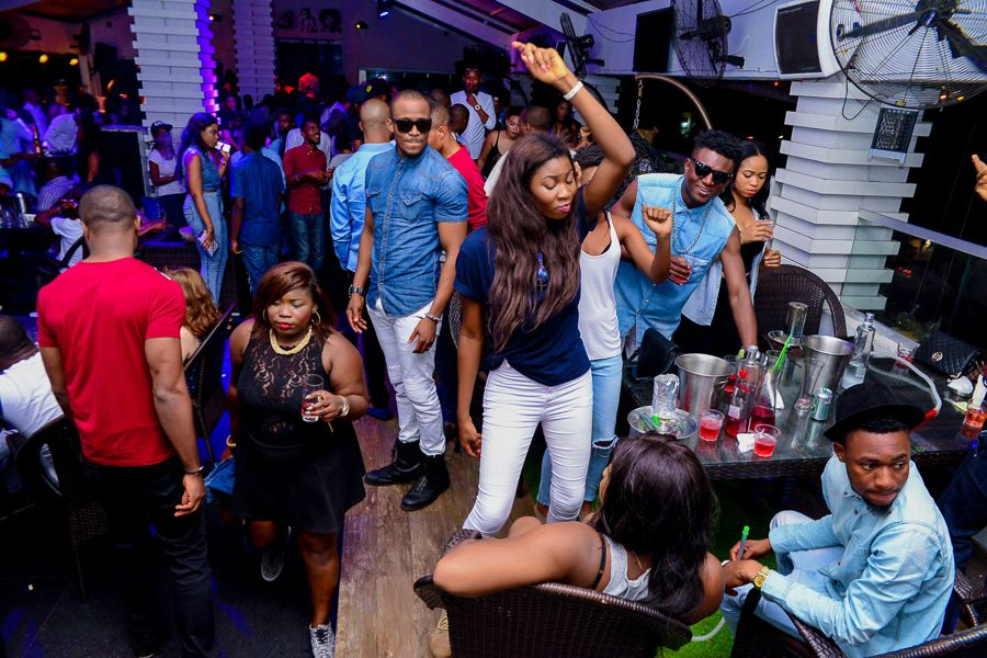 Grill At The Pent Abuja White and Denim Edition - Bellanaija - September029
