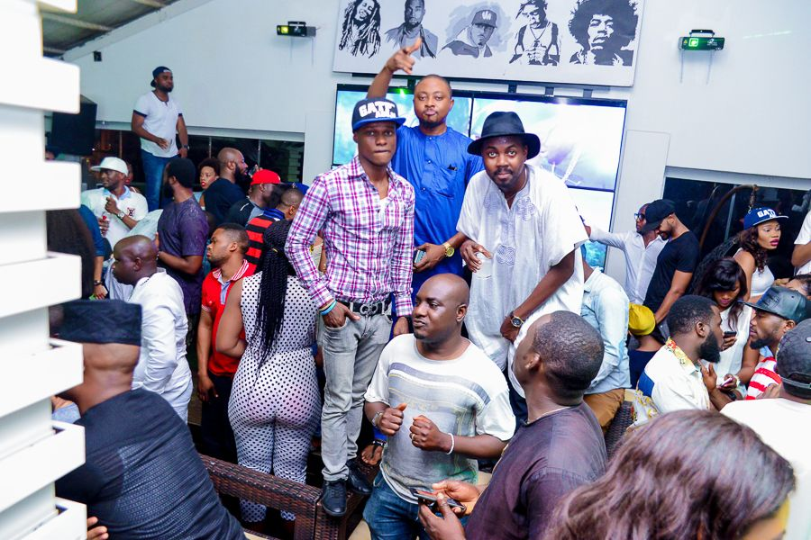 Grill At The Pent Abuja White and Denim Edition - Bellanaija - September030