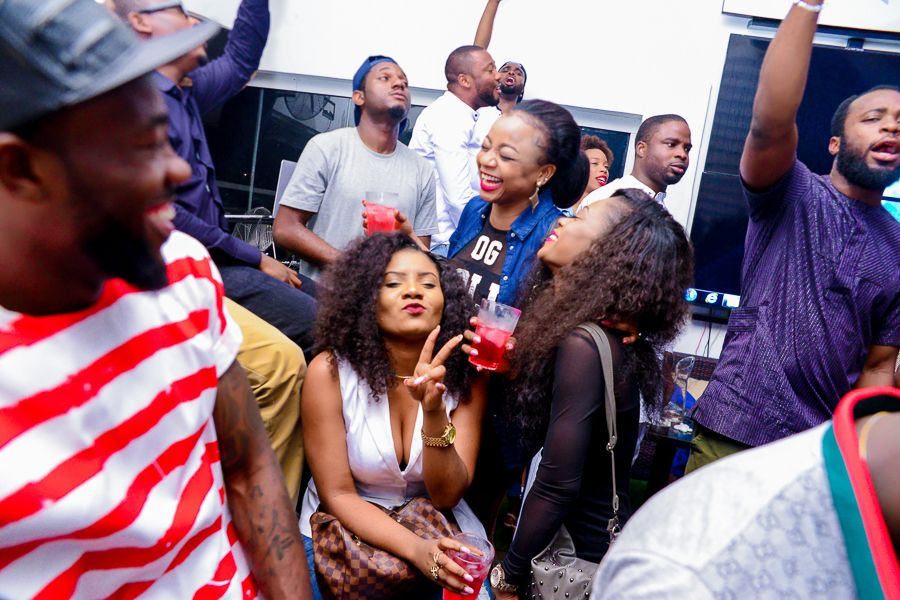Grill At The Pent Abuja White and Denim Edition - Bellanaija - September031