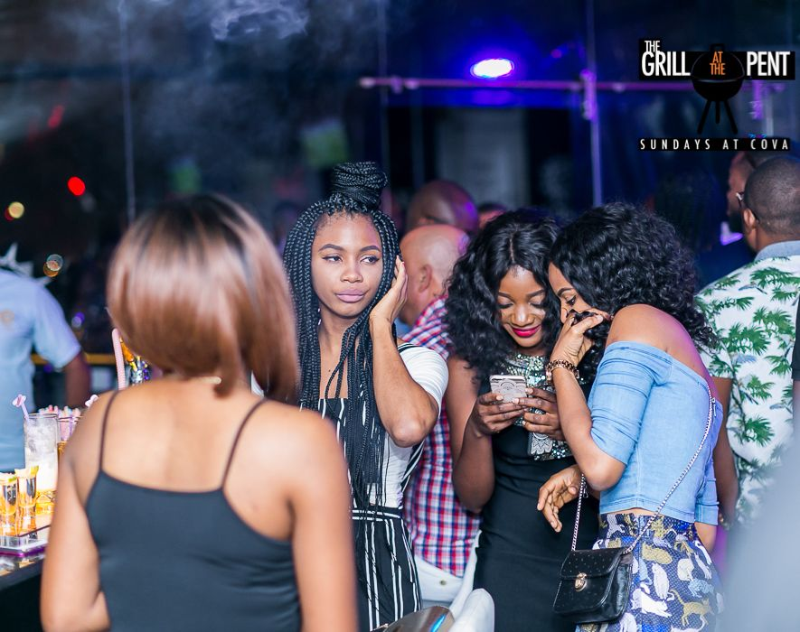 Grill At The Pent Grill Gang Edition - Bellanaija - September006