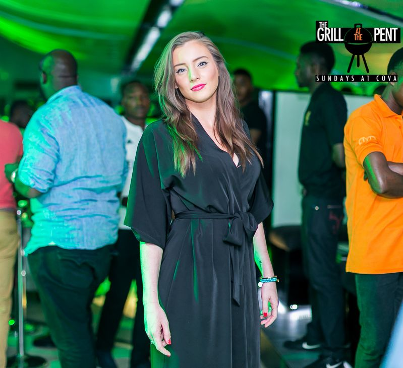Grill At The Pent Grill Gang Edition - Bellanaija - September008