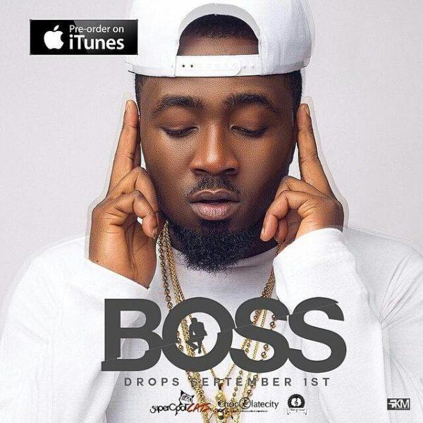 Ice Prince - Boss - BellaNaija - September - 2015