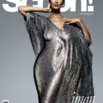 Iman for Schon Magazine - BellaNaija - September 2015