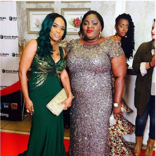 Iyabo Ojo & Eniola Badmus
