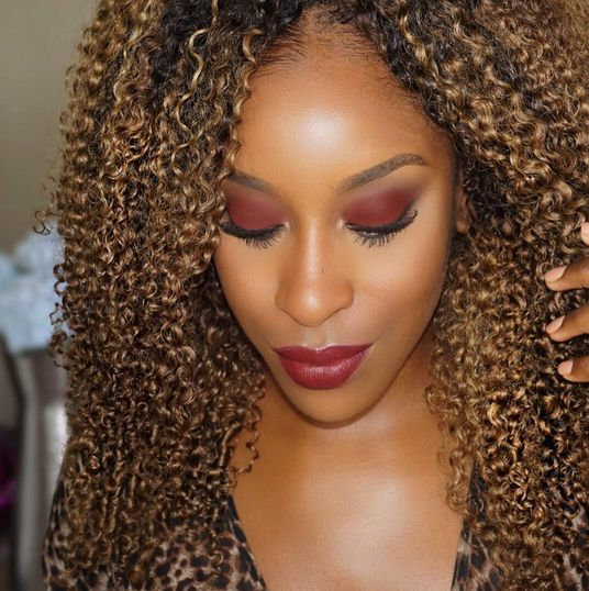 Jackie Aina Makeup Tutorial - BellaNaija - September 2015001
