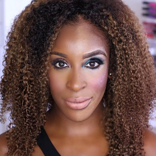 Jackie Aina Makeup Tutorial - BellaNaoja - September 2015