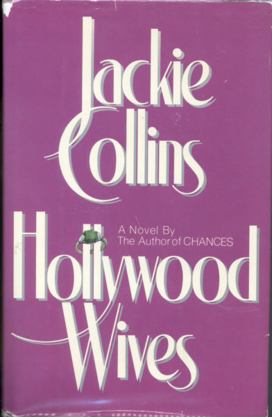Classic Jackie Collins novel
