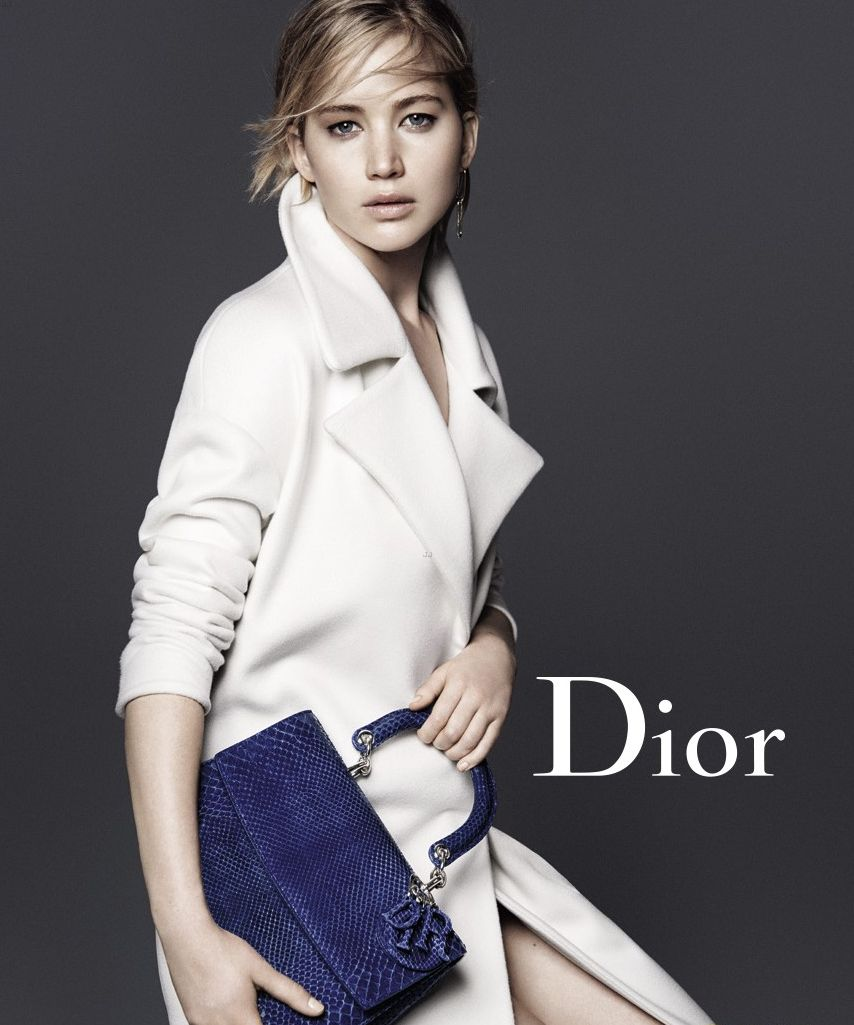 Jennifer Lawrnce for Dior - BellaNaija - September 2015
