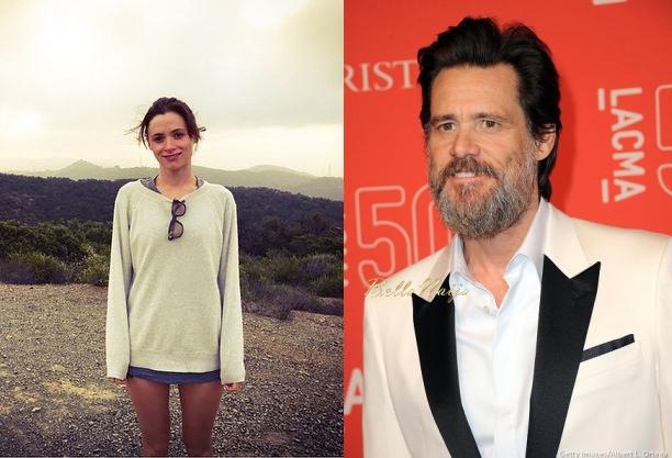 Jim Carrey's Girlfriend Commits | Pens Note Addressing ...