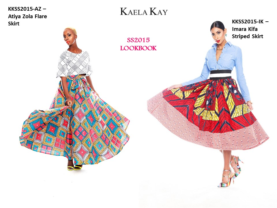 Kaela Kay Spring Summer 2015 Collection - BellaNaija - September 2015