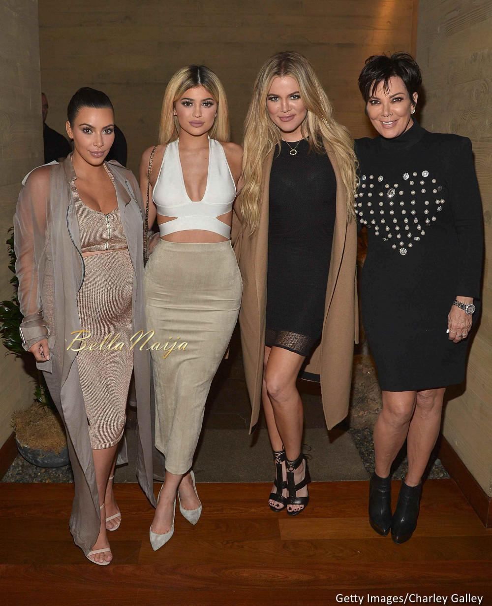 The Kardashian-Jenner Sisters are Head Turners! See Kim ...