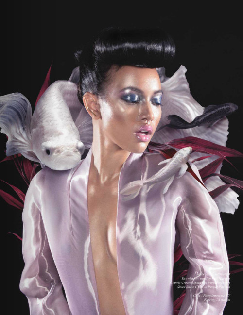 Karrueche Tran for Schon Magazine - BellaNaija - September 2015003