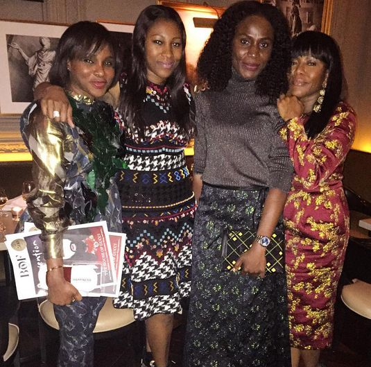 Lisa Folawiyo at Business of Fashion Event - BellaNaija - September 2015002