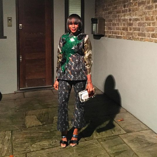 Lisa Folawiyo at Business of Fashion Event - BellaNaija - September 2015008