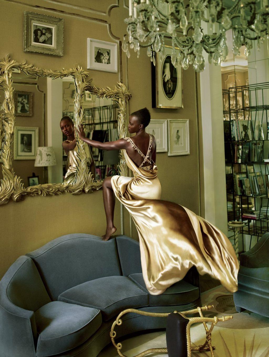 Lupita Nyongo for Vogue October 2015 - BellaNaija - September 2015001