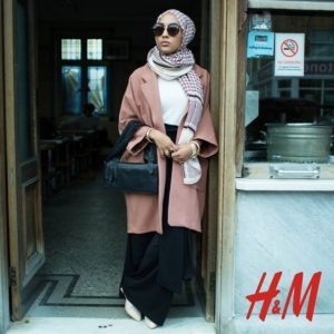 Maria Hidrissi H&M's First Muslim Model - BellaNaija - September 2015