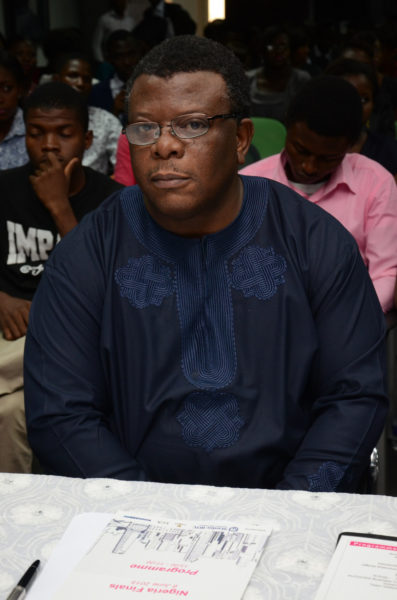 Member of the board of judges - Mr Laoye Durojaiye