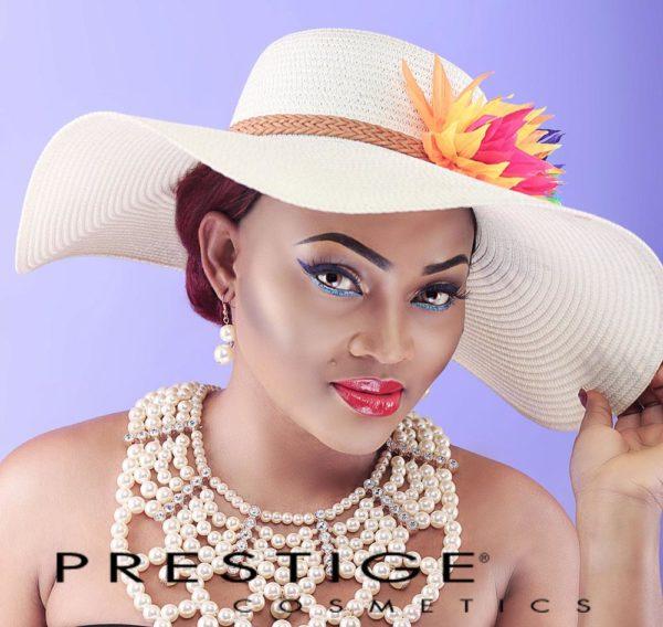 Mercy Aigbe Gentry Prestige Cosmetics Photos  (1)