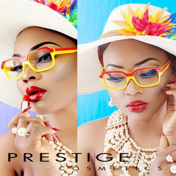 Mercy Aigbe Gentry Prestige Cosmetics Photos  (2)
