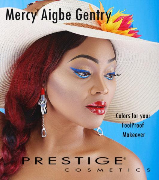 Mercy Aigbe Gentry Prestige Cosmetics Photos  (4)