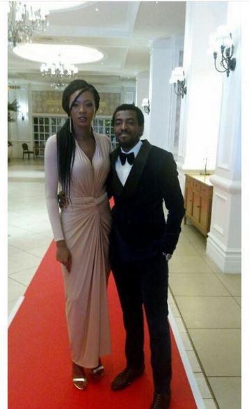 Omotola Jalade Ekeinde, Desmond Elliot, Iyabo Ojo, Odunlade Adekola and more spotted at AMAA 2015