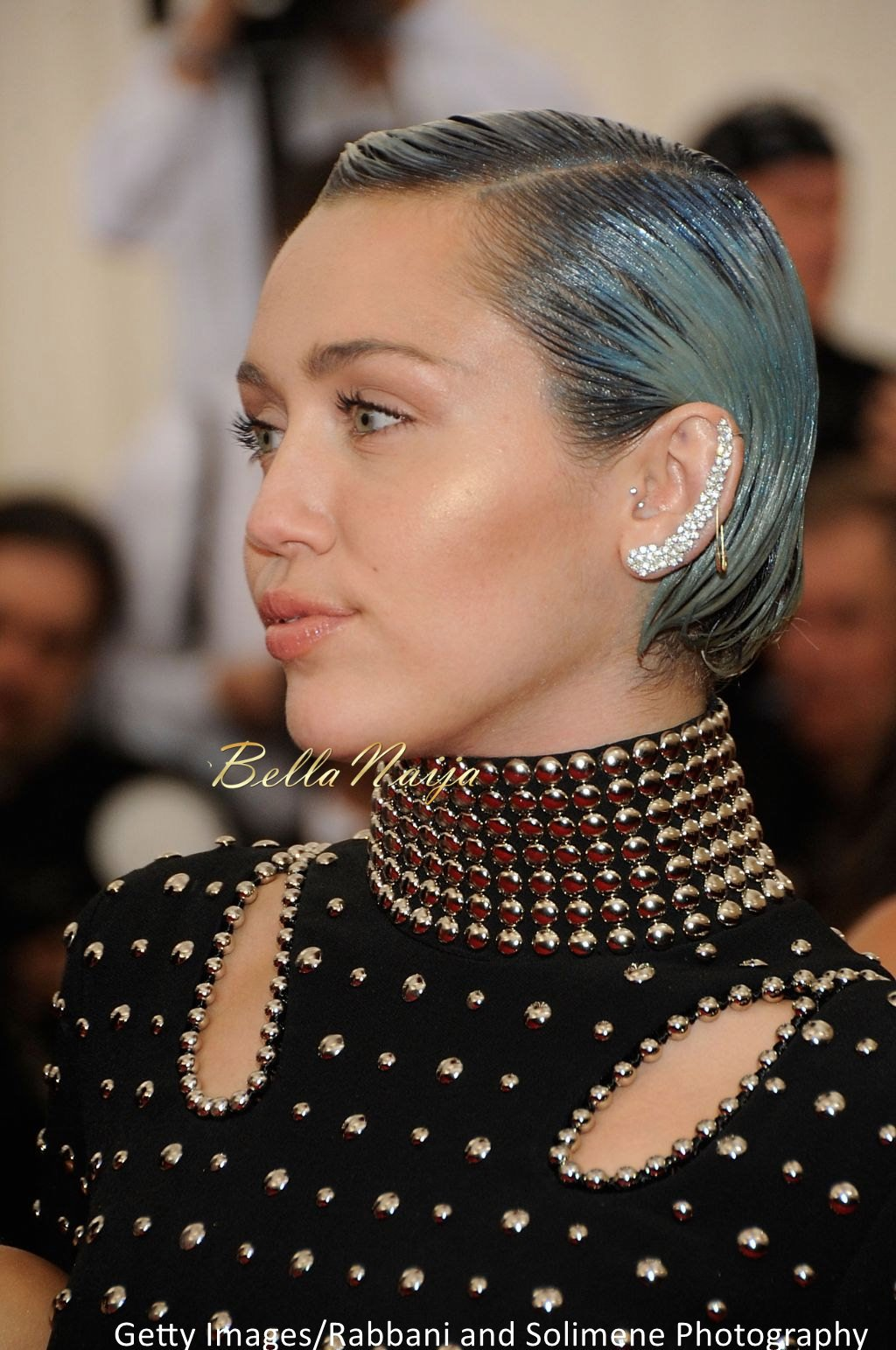 Miley Cyrus - BellaNaija - September 2015