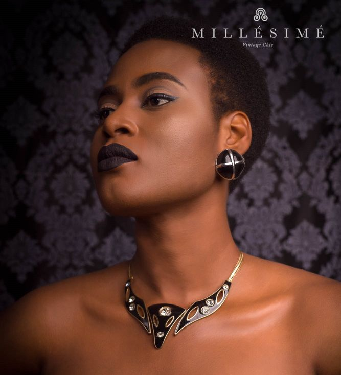 Millesime by RM Campaign with Barbara Onianwah - Bellanaija - September005