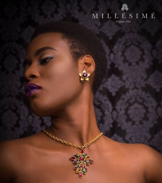 Millesime by RM Campaign with Barbara Onianwah - Bellanaija - September006