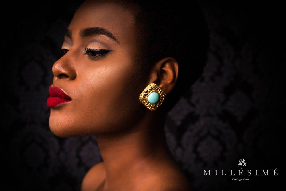 Millesime by RM Campaign with Barbara Onianwah - Bellanaija - September007